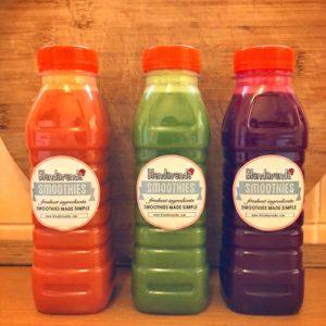 New fresh Juice range